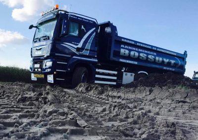 Machinepark grondwerken Ingelmunster - Bossuyt